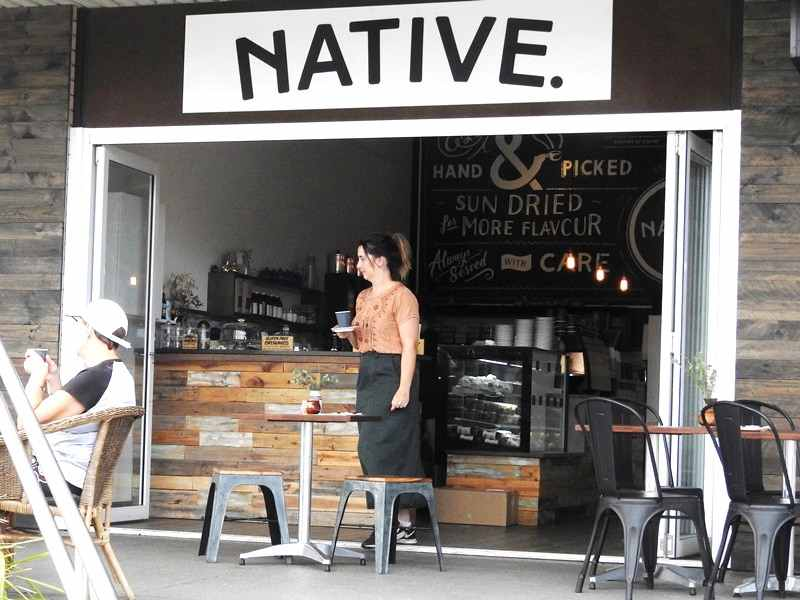 Native cafe,reviews,native,Ulladulla,cafe