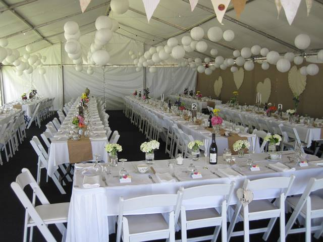 Wedding Marquee Reception In Your Own Unique Setting