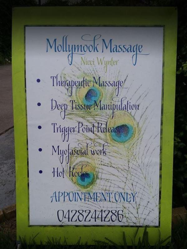 Nicci Campbell,Nicci Wynter,Mollymook Massage,Massage therapy,massage,mollymook,Mollymook Beach Waterfront