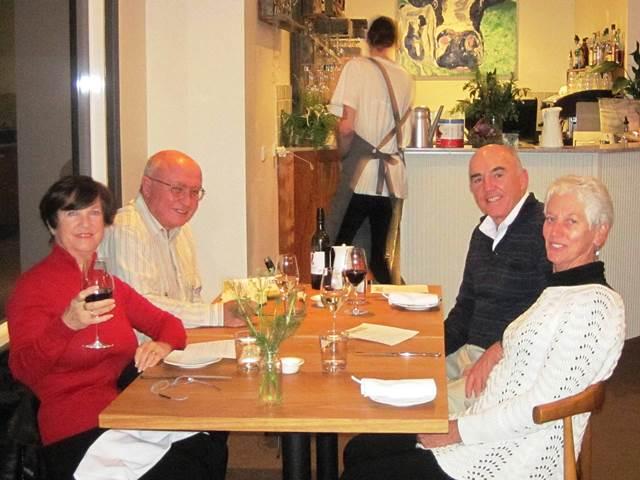 St Isidore Restaurant,Milton,NSW,foodie,St Isidore,restaurant,trail